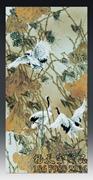 杨天宇陶瓷作品4 仙鹤同春