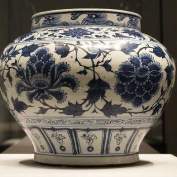 元代青花瓷现代仿品的一般特征