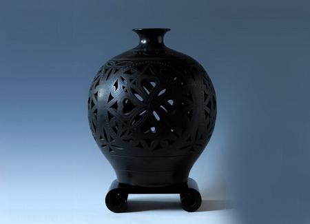 黑陶怎么制成的?