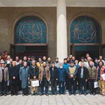 梦境•李林洪瓷画展在景德镇美术馆开展