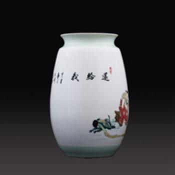 江西省工艺美术师杨大川陶瓷作品高温窑变 还给我150件瓷瓶