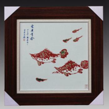 2010年第三期《景德镇陶瓷杂志》载 杨守荣陶瓷作品