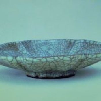 釉彩知识–裂纹釉