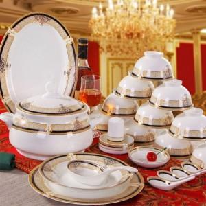 骨瓷餐具选购标准