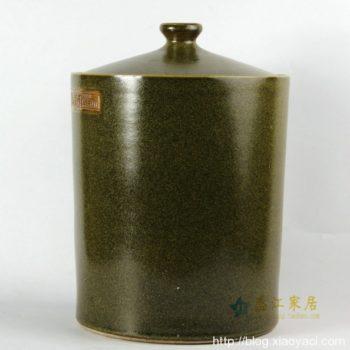 釉彩知识–茶叶末釉