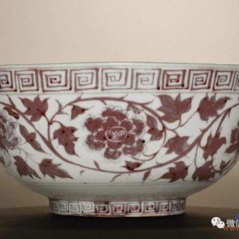 颜色釉瓷器中的贵族-红色釉瓷器