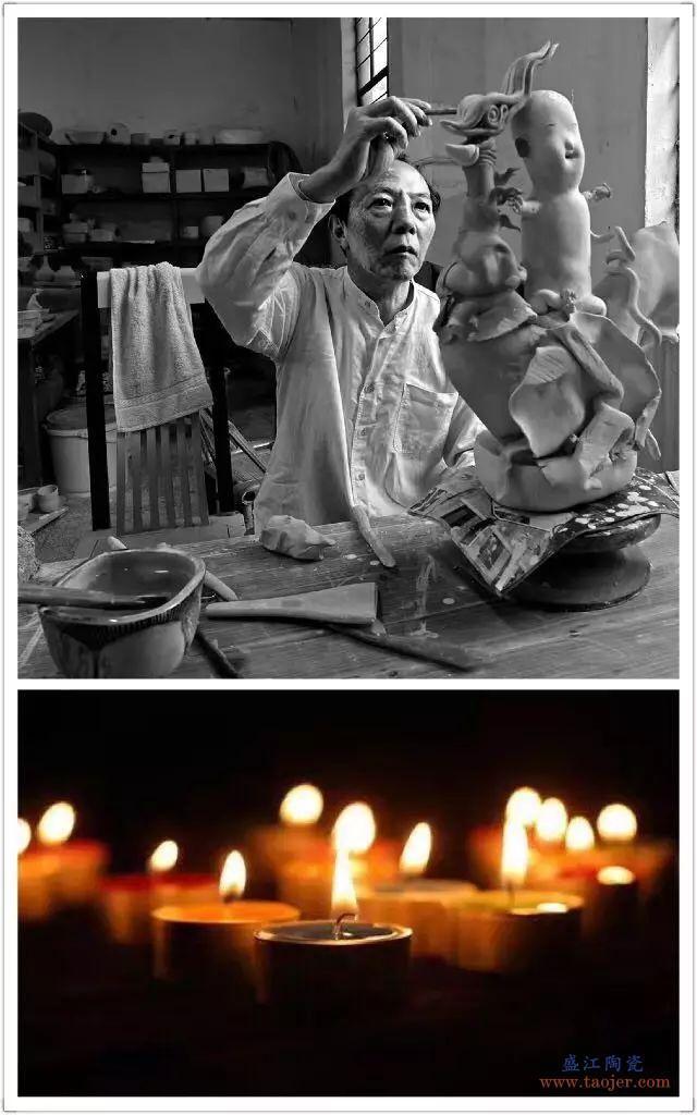 雕塑界、陶瓷界大师姚永康先生走了,带走了一个时代的经典!