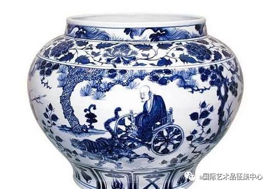 瓷器史上的霸主——元青花
