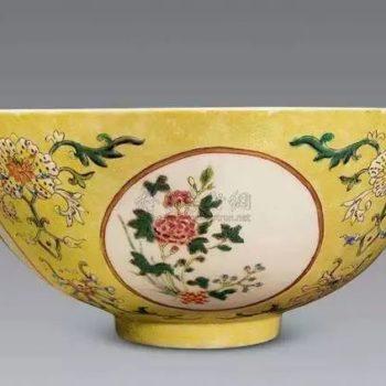 器物有道 | 黄釉瓷器 颜色釉中的贵族