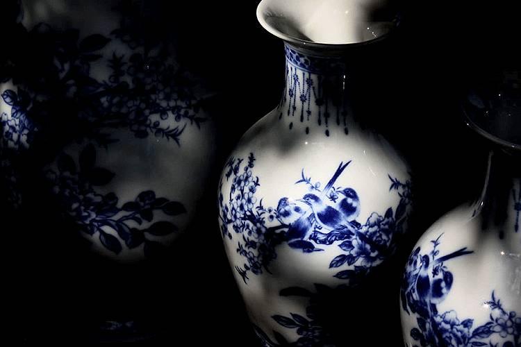 一篇文章,让您读懂元明清•青花瓷!