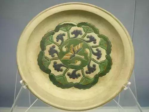 中国古代陶瓷——唐三彩