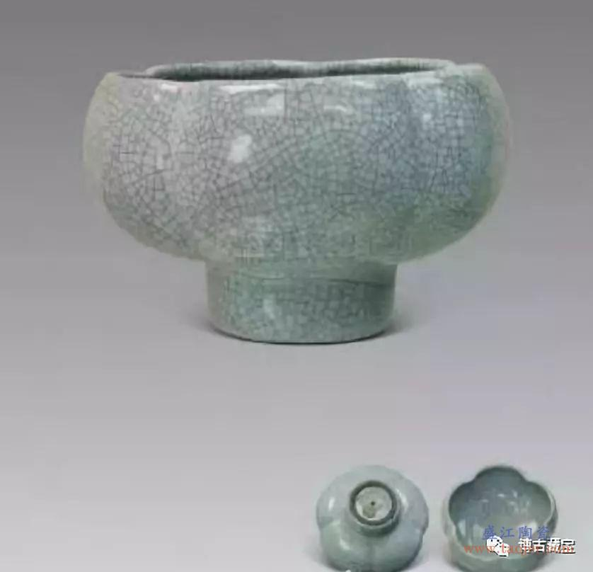 哥窑瓷器非常珍贵,存世量非常稀少,在市场上也是有一定的地位!