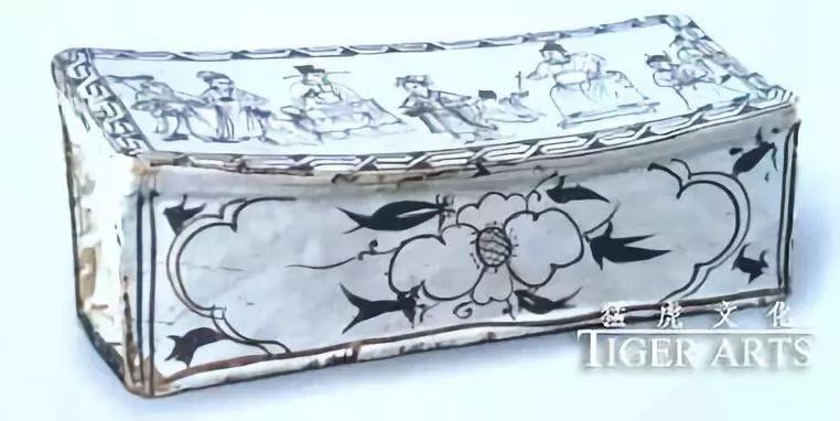 陶瓷枕与宋金元戏曲