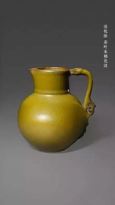 茶叶末釉,颜色釉瓷中的贵族