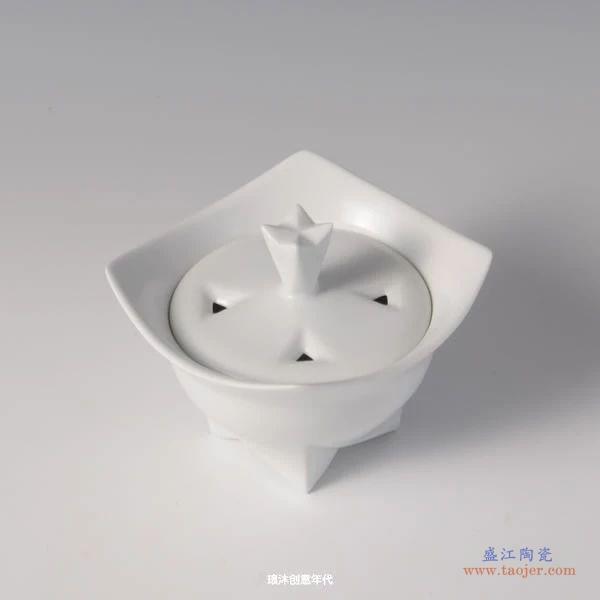 陶瓷 | 见过香炉,但没见过这么多的