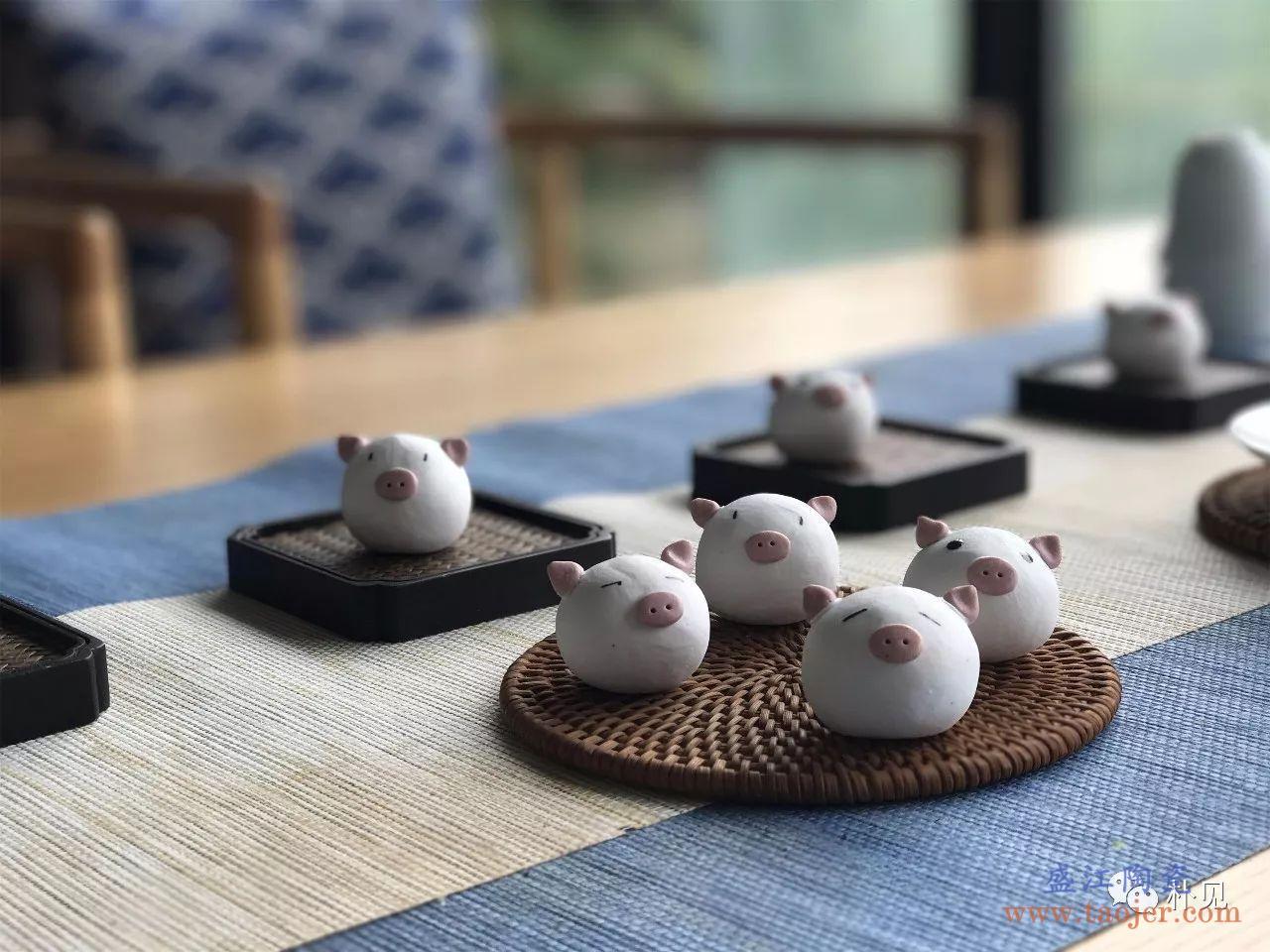 创意瓷器 • 童心未泯丨朴见三萌陶瓷摆件