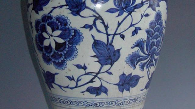 景德镇中国陶瓷博物馆介绍以及元青花梅瓶 镇馆之宝