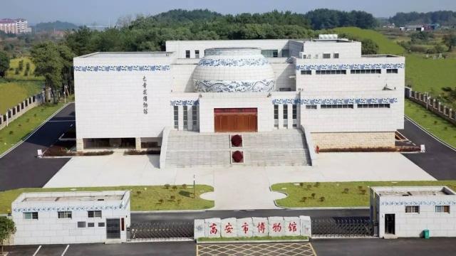 高安元青花博物馆:馆藏元青花瓷中国第一