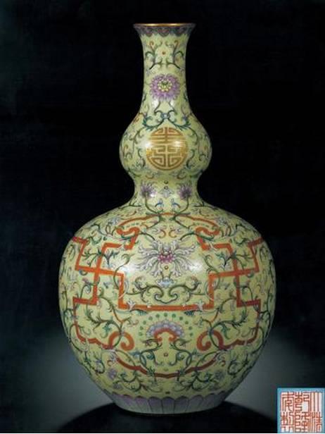 拍卖史上最贵的瓷器,你知道多贵吗?