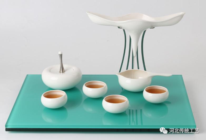 『传统工艺』宋雅民 把瓷做出花来