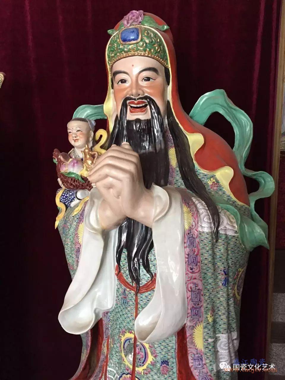 国瓷文化艺术· 已故聋哑陶瓷美术家曾山东雕塑瓷欣赏