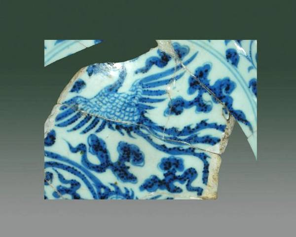 元青花瓷器(纹饰和青花料)鉴定步骤详解