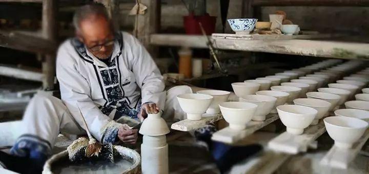 德化瓷雕塑烧制技艺_非物质文化遗产_传统手工技艺