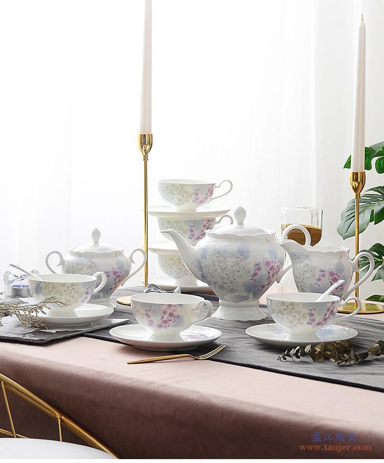 华光陶瓷 国瓷华青瓷青之云 高档陶瓷茶具套装 送礼品装 功夫茶具-566031827936