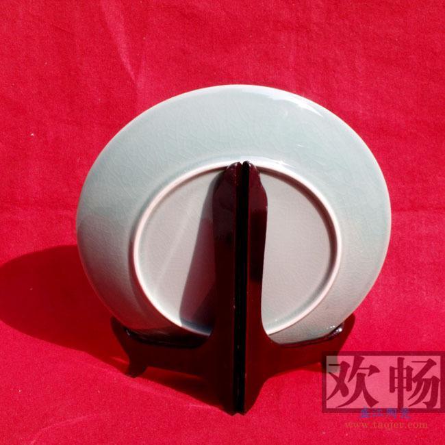 欢畅景德镇陶瓷锦绣春晖三件套花瓶结婚送礼客厅装饰摆件sz-042-4248209982