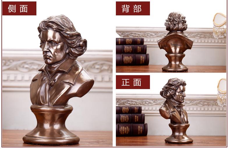 bt12景德镇欢畅陶瓷镂空福到雕刻笔筒创意时尚办公用品 摆件-525027947741