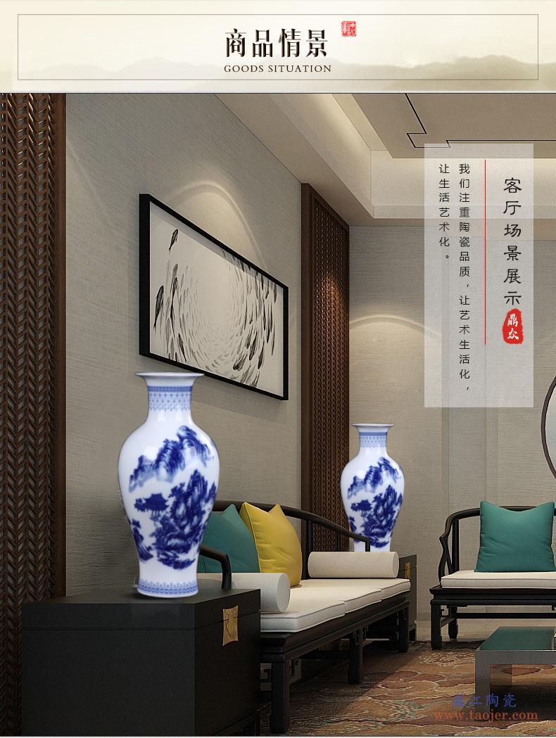 包邮景德镇陶瓷器粉彩黄色花开富贵挂盘装饰盘子古典中式客厅摆件-546448639048