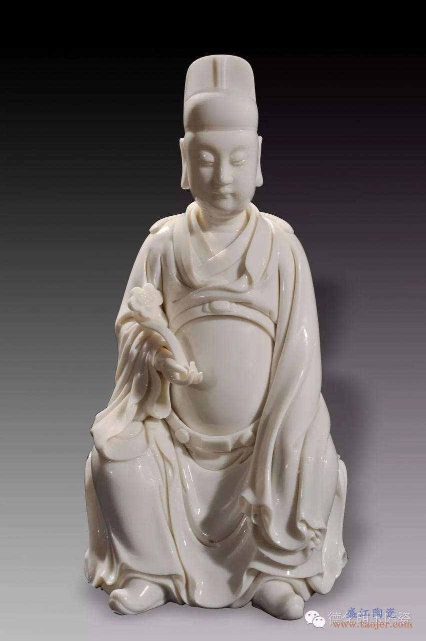 """为""""千年窑火""""续薪——陈明良及其德化瓷雕塑艺术"""