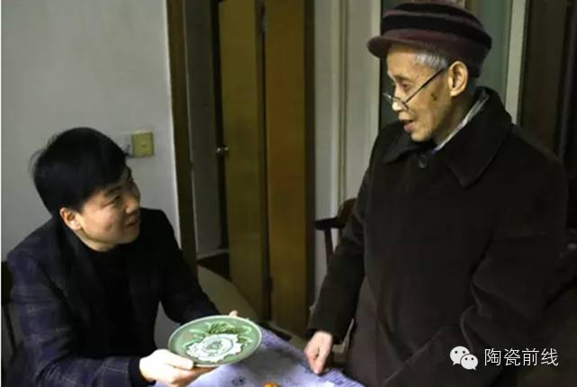 大师风范 | 唐锡怀: 他的雕塑艺术瓷四次走进人民大会堂!
