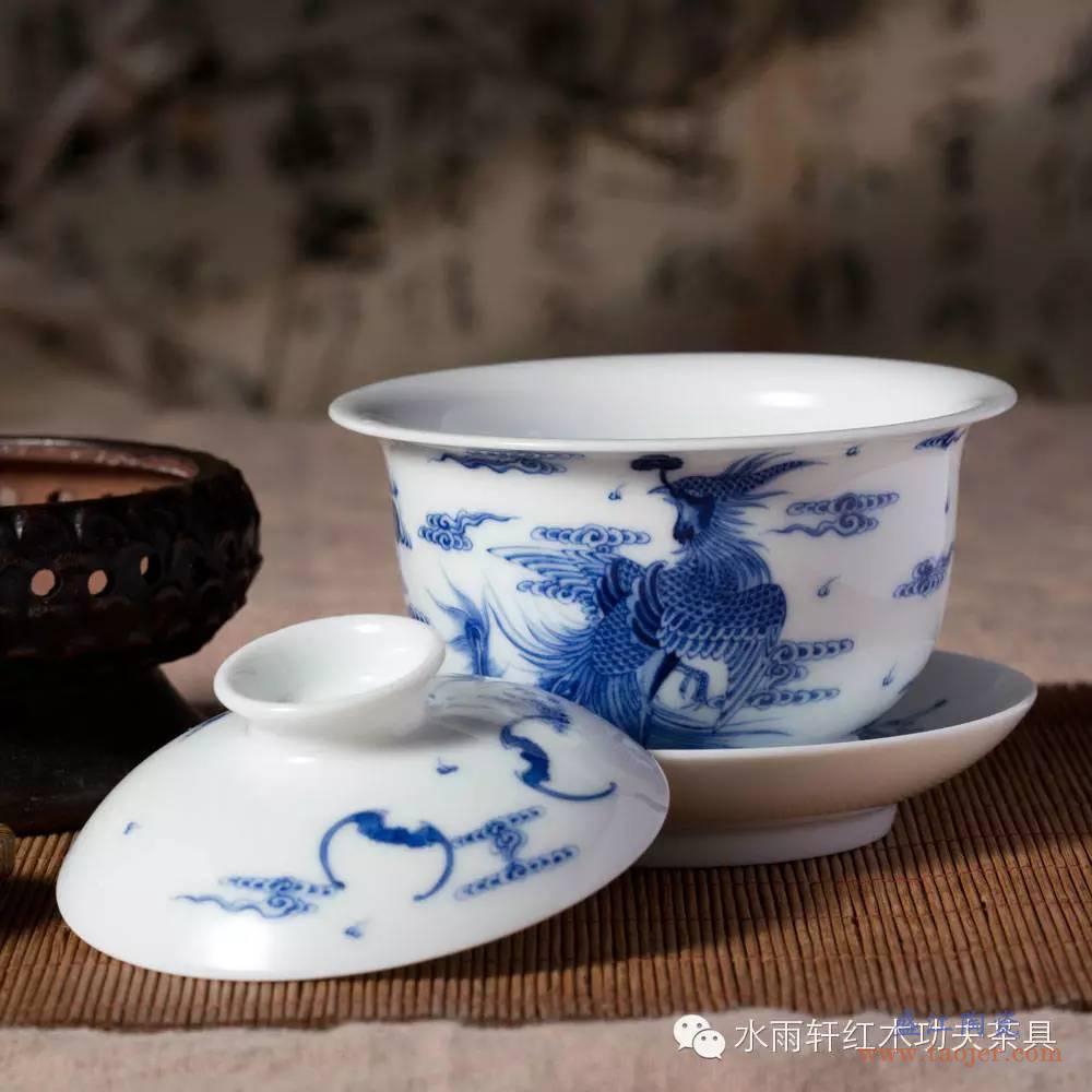 陶瓷茶具与中国茶的搭配