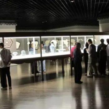 上海博物馆特展—中国元代青花瓷器展