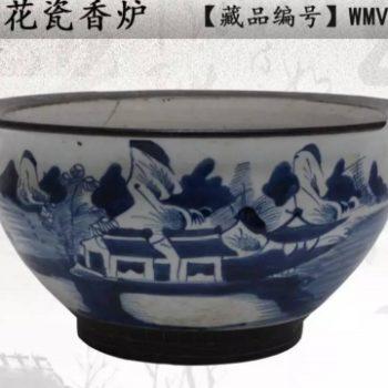 佲家:石先生青花瓷香炉寻找最具眼光的收藏者!