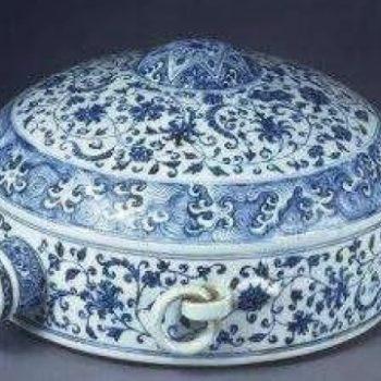 元青花瓷起源的追溯