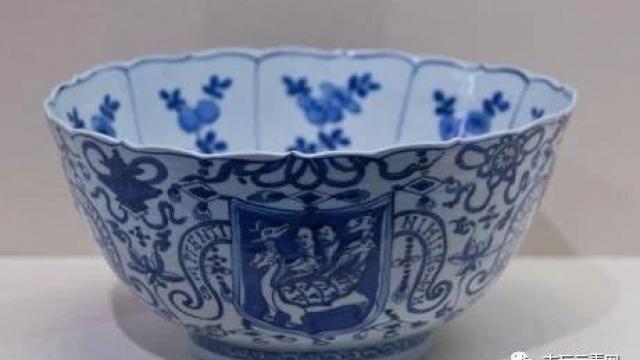克拉克瓷:由中国人生产,却被冠以外国名字的青花瓷器