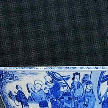 【图解】手绘青花瓷茶杯制作全过程