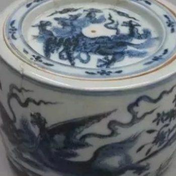 大明宣德青花瓷器主要特征及鉴别要点