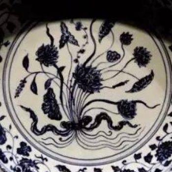 大明洪武青花瓷器的市场价格及行情