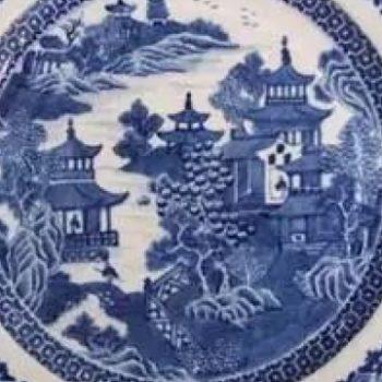 官鉴|清代中期后民窑青花瓷(组图)