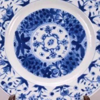 康熙青花瓷器特征及图片欣赏