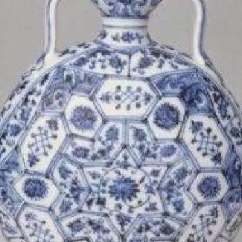 明代景德镇民窑青花瓷器及其艺术成就(二)民窑瓷器的艺术成就