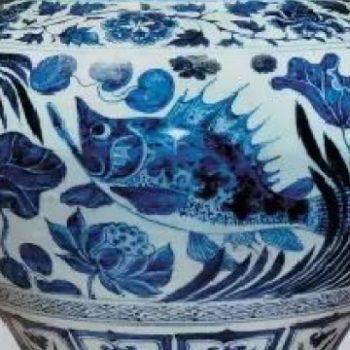 百年风雅一峰青:精品元青花瓷器是如制成的?