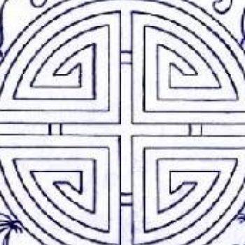 素雅青花瓷花纹的寓意,解读青花瓷图案感受传统文化