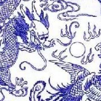 青花瓷图案及寓意(组图)