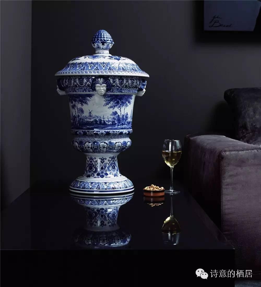 荷兰的国家珍宝,似曾相识的青花瓷器