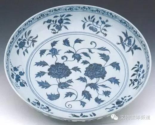 宣德青花瓷器赏析(三)