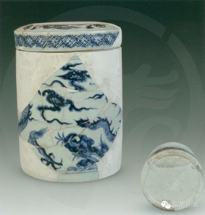 欣赏 ‖ 游牧人的颜色——元青花瓷欣赏
